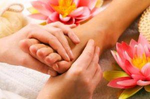 massage thai reflexologie plantaire